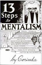 Corinda13 Steps to Mentalism & Mindreading  Encyclopedia New Copy