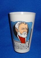 "Vintage Star Wars Coca-Cola Plastic Cup 5.5"" Tall"