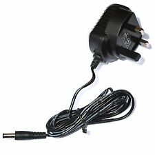 9V York C202 Exercise Bike Replacement Power Supply
