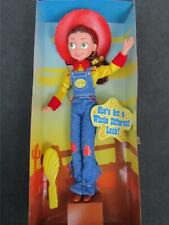 "Toy Story 2 Jessie The Cowgirl Doll New Look 10"" Mattel"