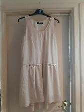 Cherry Couture Dress Size 12 Nude / Pink