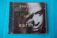 "AL JARREAU AND EARTH ""HEAVEN "" CD WEA 1992 MADE IN GERMANY SEALED"