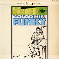 Howard Roberts Quartet, The - This Is Howard R (Vinyl LP - 1963 - US - Original)