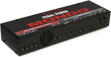 Voodoo Labs PPM Pedal Power MONDO Pedalboard Board Isolated Power Supply & 9V