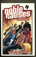 GN/TPB Noble Causes Archives Volume One vg 4.0 2008 Image 602 pgs Jay Faerber