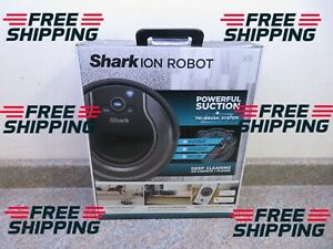 NEW Shark ION Robot RV750 Wi-Fi Multi-Surface Deep Cleaning FREE SHIPPING