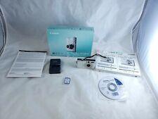 Cannon PowerShot SD1100 IS Digital ELPH Camera Silver Camera