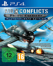 Air Conflicts: Pacific Carriers PS4 Neu+in Folie``