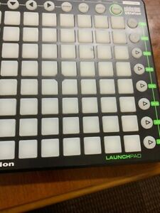 Novation Launchpad 01