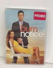 Burn Notice     (Season Five) 4-Disc Set