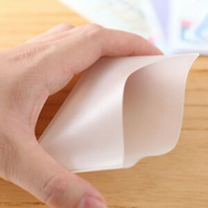 20pcs Transparent Plastic Vertical ID Credit Card Holder Protector Sleeve X1