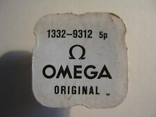 NOS Omega Calibre 1332 Part No. 9312 - Positioning Magnet x 5- New & Sealed