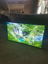 """SONY OLED 55"""" SMART TV 4K ANDROID, MODEL# XBR55A8G INCLUDING ALL ACCESSORIES"""
