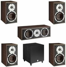 Dali Spektor 1 Surround Set 5.1 walnuss Hifi Heimkino Lautsprecher Boxen System