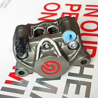 Ducati Panigale 1299, S, R Brembo Racing P2 Rear Brake Caliper Red Logo 20B85273