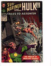 Tales to Astonish #86 (Dec 1966, Marvel)