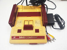 Famicom Console Nintendo Family Computer System FC Import Japan AV Output Work