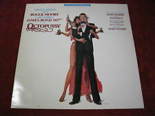 LP OST JOHN BARRY  JAMES BOND 007 in OCTOPUSSY