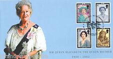 Reine mère 2002-Steven Scott officiel