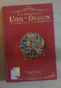 dragonologie t.1 à la recherche de l'oeil du dragon Steer Dugald A. Carrel D