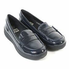 FitFlop Patent Leather Casual Flats for Women