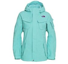 The North Face Decagon Jacket Brook Blue NWT Women's Size XS