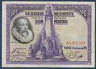 BILLET de BANQUE D'ESPAGNE 100 PESETAS Pick n° 76 du 15-8-1928 en TTB A3,397,353