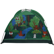 Kids Indoor Tent Critter Camping Gear Accessory Polyester Material Construction