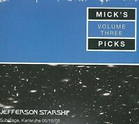 Jefferson Starship - Mick's Picks Vol. 3: Substage, Karlsruhe 06/16/05 (3CD) NEW