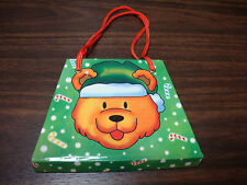 Cute Bear Notebook or Diary purse shaped with handles