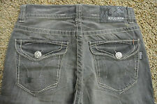 Sample MEK Casablanca Handcraft  Jeans 32X33 NWOT$220 Distressed! Slim Straight