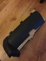 Ford Fiesta Zetec S Rear Bumper Diffuser Towing Eye Plate Cover. MK7 08-12