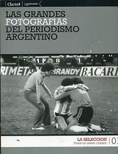 FIFA WORLD CUPS Argentina Team BOOK Best Pictures 1930-2010