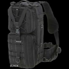 MAXPEDITION SMALL GILA GEARSLINGER BACKPACK BLACK PT1061B (LOC_50)