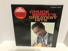 Record Store Day 2018 RSD Chuck Berry's Greatest Hits Gold color Sealed