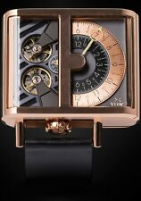 NEW Xeric Soloscope Automatic Rose Gold Limited Edition
