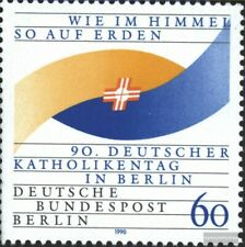 Berlin (West) 873 (kompl.Ausgabe) postfrisch 1990 Katholikentag