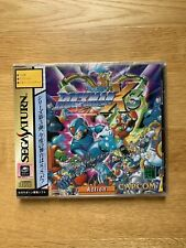 Rockman X3 Mega Man NEW/SEALED Sega Saturn Japan Jap Import RARE!!!