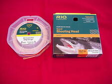 Rio Steelhead Scandi Shooting Head Fly Line 480 Grain 34ft GREAT NEW