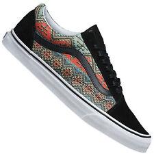 Zapatillas deportivas de mujer textiles VANS color principal negro