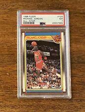 1988 Fleer Michael Jordan All-Star #120 PSA 7 *FRESH SLAB