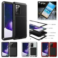 For Samsung Galaxy Note20 Ultra Dust/Shock Proof Waterproof Case w/ Screen Cover