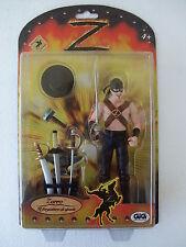 zorro forgiatore spade fire forging swordsmith classic figure 2005 gig NCR00439