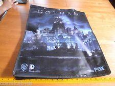 Comic Con 2014 San Diego Gotham Swag Bag unused NICE!