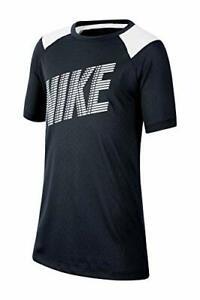 Nike Big Boys Dominate Dri-FIT Front Graphic Shirt