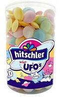 BIG BOX HITSCHLER BRIZZL UFOS UFO CANDY SOUR SWEETS - ORIGINAL FROM GERMANY