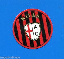 KICA - Sorprese Decalcomania Figurina-Sticker anni 60 - MILAN SCUDETTO TONDO