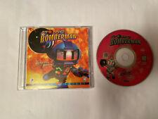 Vintage 1997 Atomic Bomberman PC Computer game-Interplay Action Arcade