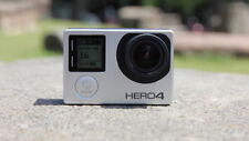 GoPro Hero 4 Silver Edition Camcorder CHDHY-401 With Touch Screen. Camera ONLY!