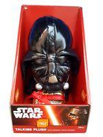 Star Wars Darth Vader Christmas Gift Soft Toy Present Talking